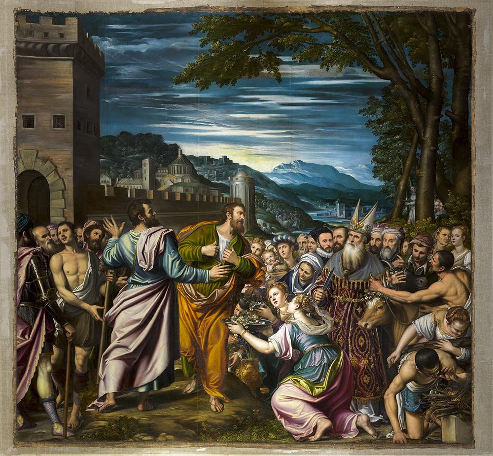 Bergamo, all'Accademia Carrara la prima mostra di sempre su Simone Peterzano, maestro di Caravaggio