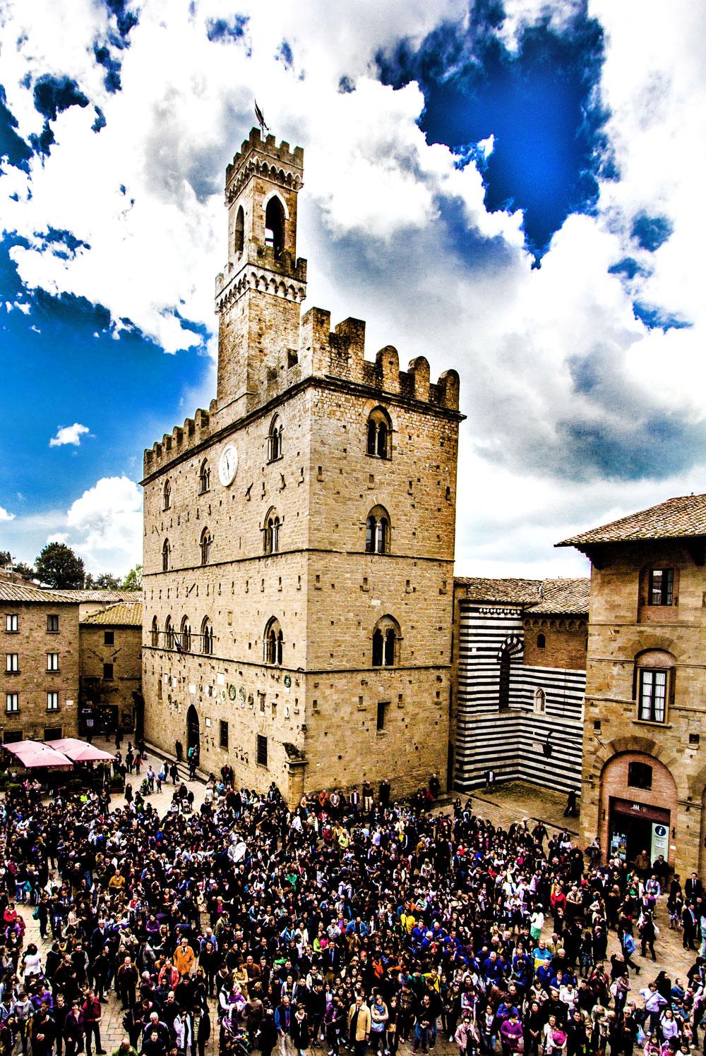 Volterra, candidata a Capitale italiana della Cultura 2021, punta sulla Ri-generazione umana