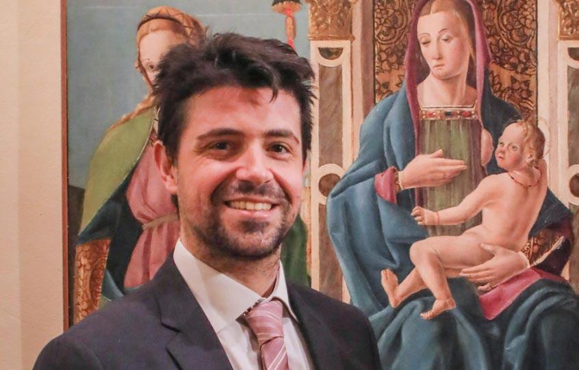 Pietro Di Natale è il nuovo direttore di Ferrara Arte (e quindi di Palazzo Diamanti)