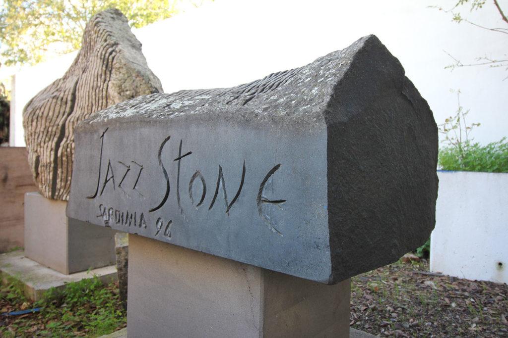 Pinuccio Sciola, Jazz Stone