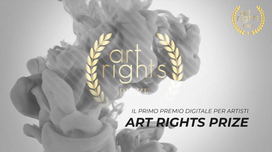 Nasce Art Rights Prize, premio digitale per artisti, 100mila euro di premi