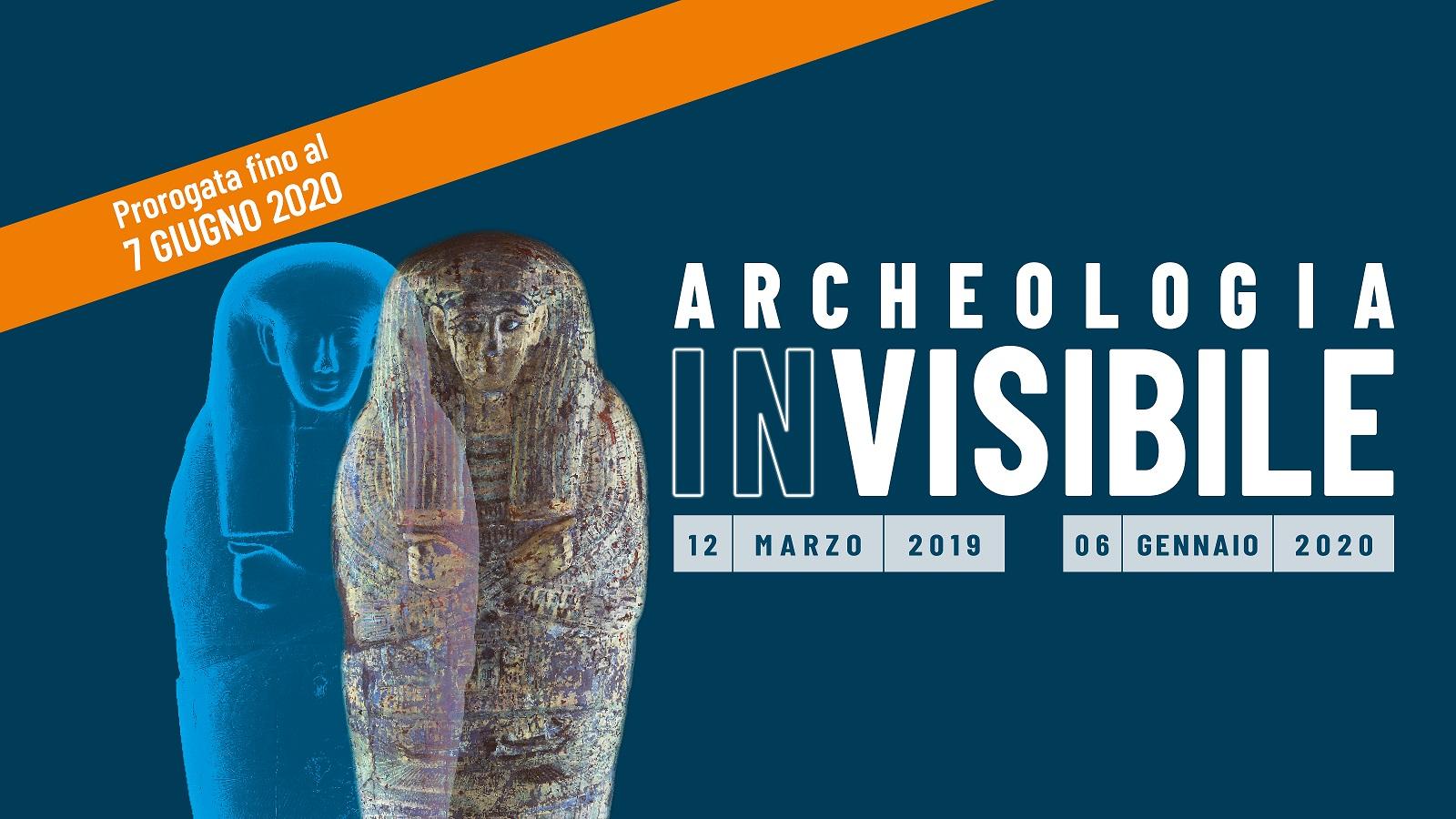 """""""Archeologia invisibile"""": la mostra del Museo Egizio di Torino è su YouTube"""