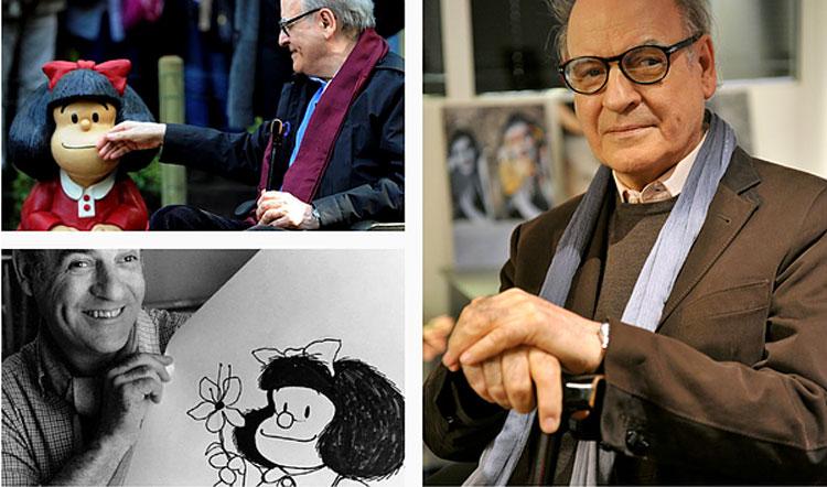 Ci lascia Quino, creatore di Mafalda