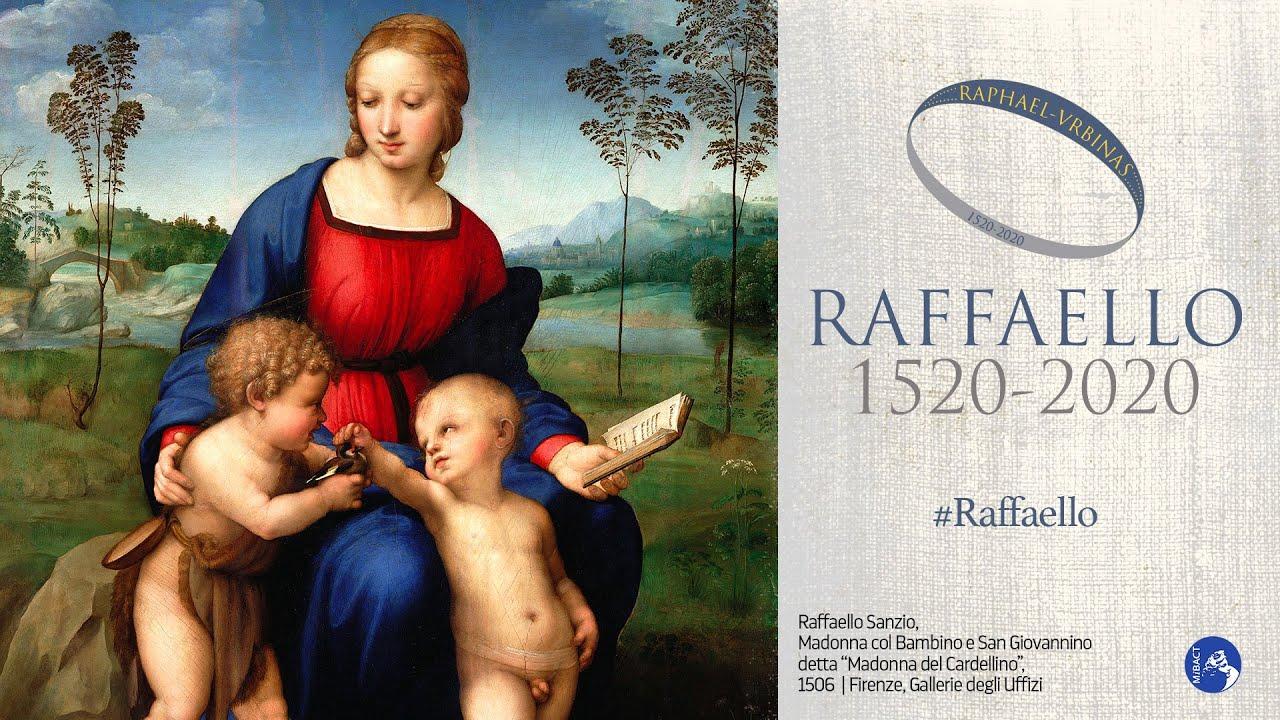 Il MiBACT celebra il cinquecentenario di Raffaello con un video in cui intervengono gli esperti