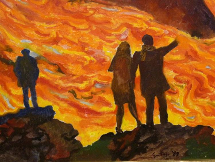 Renato Guttuso, uomo e artista. In Sicilia una mostra lo racconta attraverso le sue opere