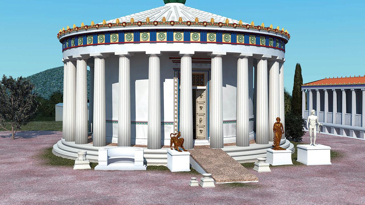 I templi dell'antica Grecia avevano gli scivoli per i diversamente abili? Una ricerca vuole dimostrarlo