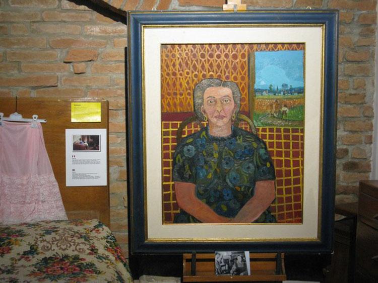 Gualtieri, la casa-museo di Ligabue si arricchisce di due nuovi dipinti