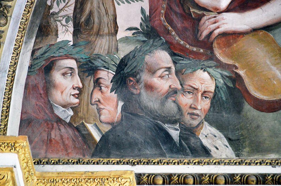 Quali sono i legami tra Dante e Mantova? Tanti spunti dal Palazzo Ducale gonzaghesco