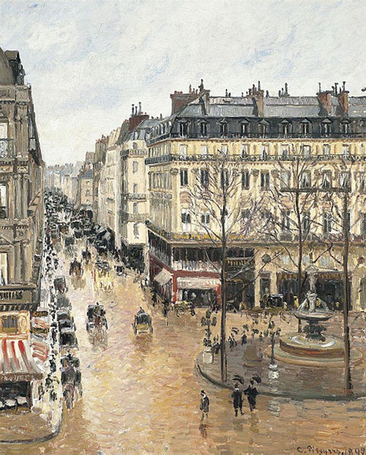 Si è conclusa la battaglia legale tra il Thyssen-Bornemisza e una famiglia ebrea per un noto dipinto di Pissarro