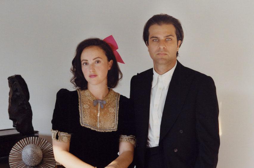 Phoebe Saatchi, figlia di Charles, apre una galleria col marito per sostenere i giovani