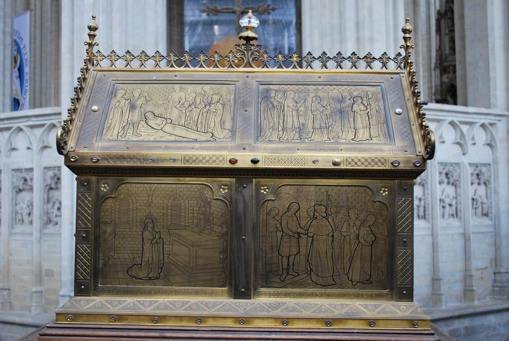 Il reliquiario di Margherita la Fiera