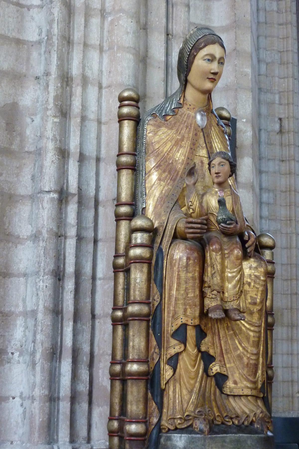 La Madonna Sedes Sapientiae