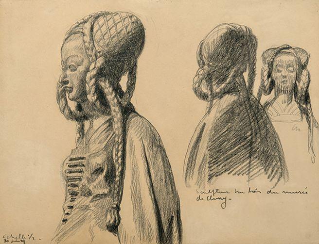 I disegni giovanili di Le Corbusier esposti in una mostra a Mendrisio