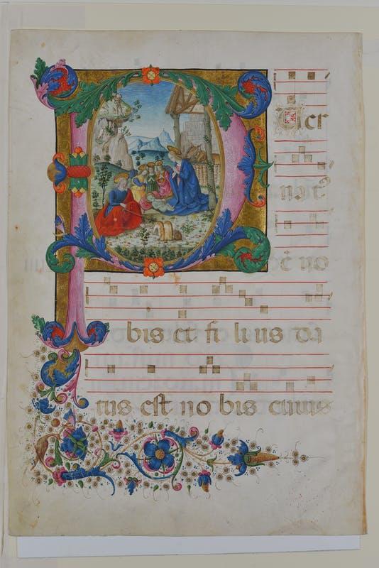 Miniature e manoscritti recuperati dai Carabinieri in mostra a Palazzo Pitti