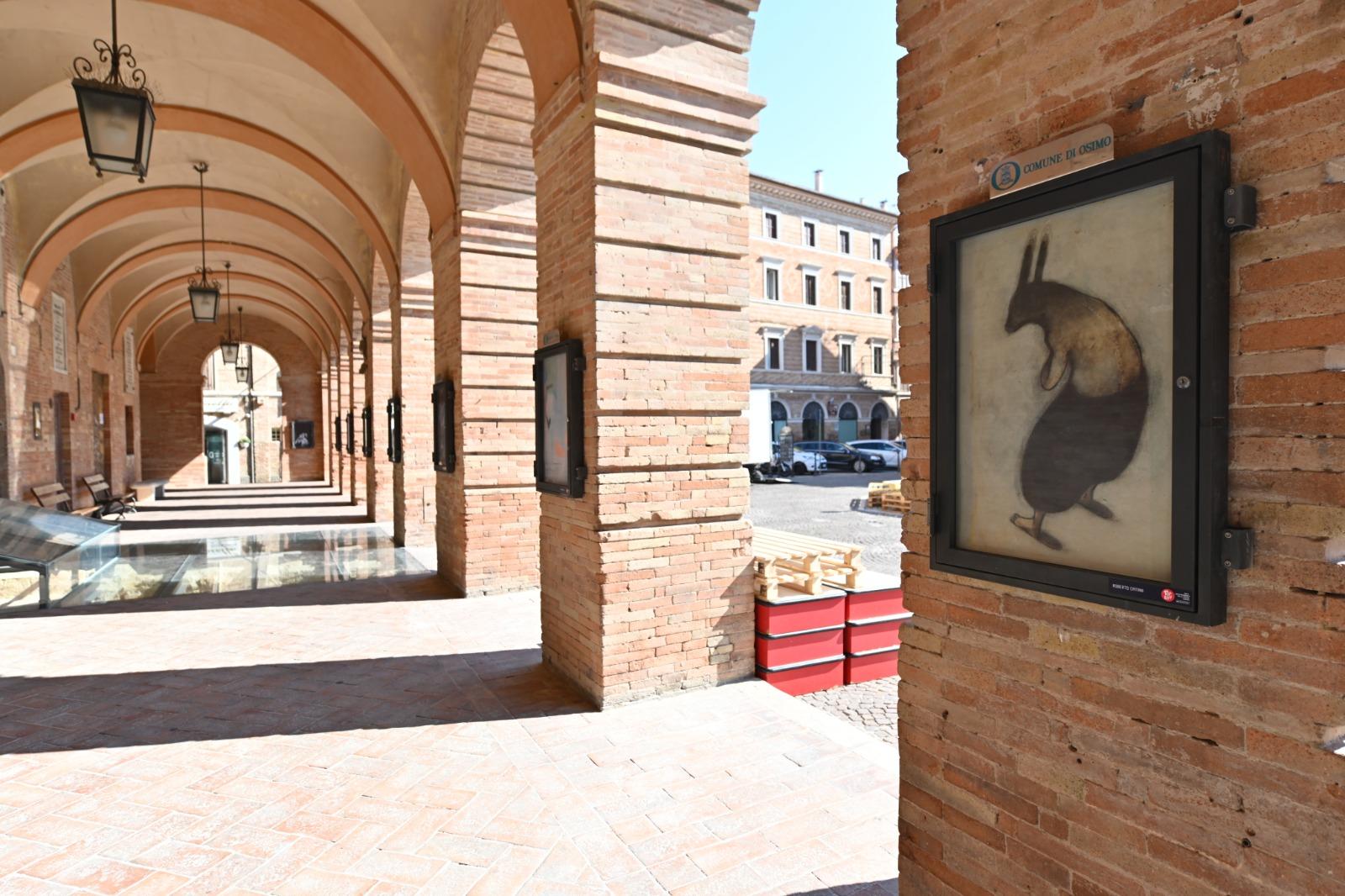 PopUp! Festival 2020: la street art invade Osimo