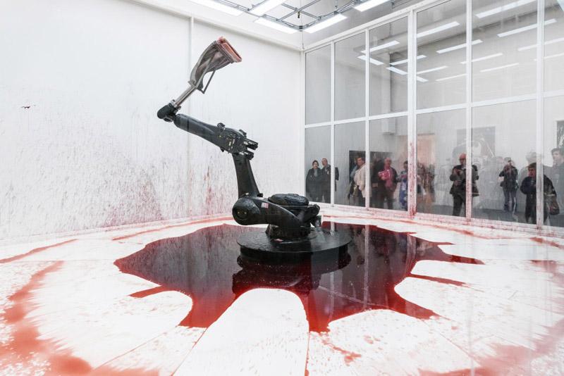 Sun Yuan e Peng Yu tornano in Italia dopo il successo alla Biennale. Mostra a Roma e talk a Carrara