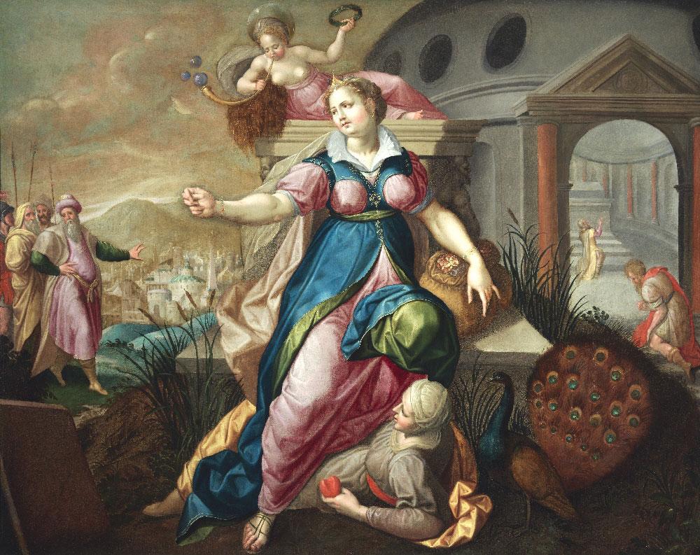 Dantedì: dipinti, sculture e versi dedicati a Dante dal Museo di Capodimonte