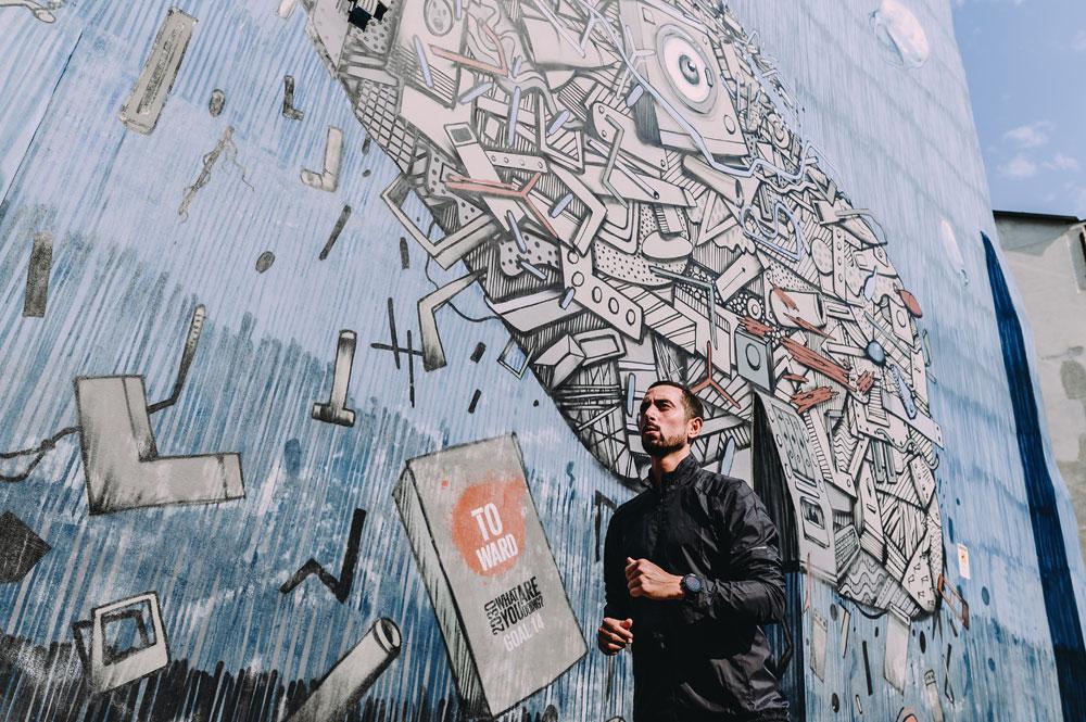 Street art e running: la corsa può essere una visita in un museo a cielo aperto?