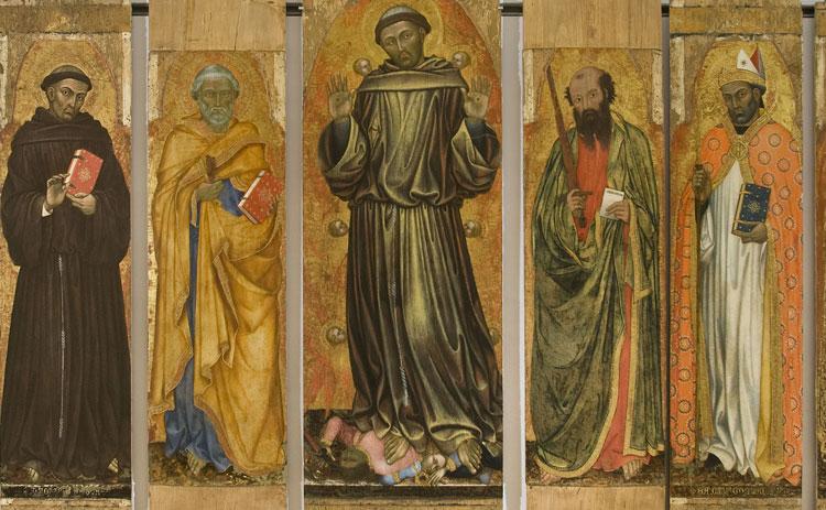A Perugia la prima monografica di sempre su Taddeo di Bartolo: la mostra alla Galleria Nazionale dell'Umbria