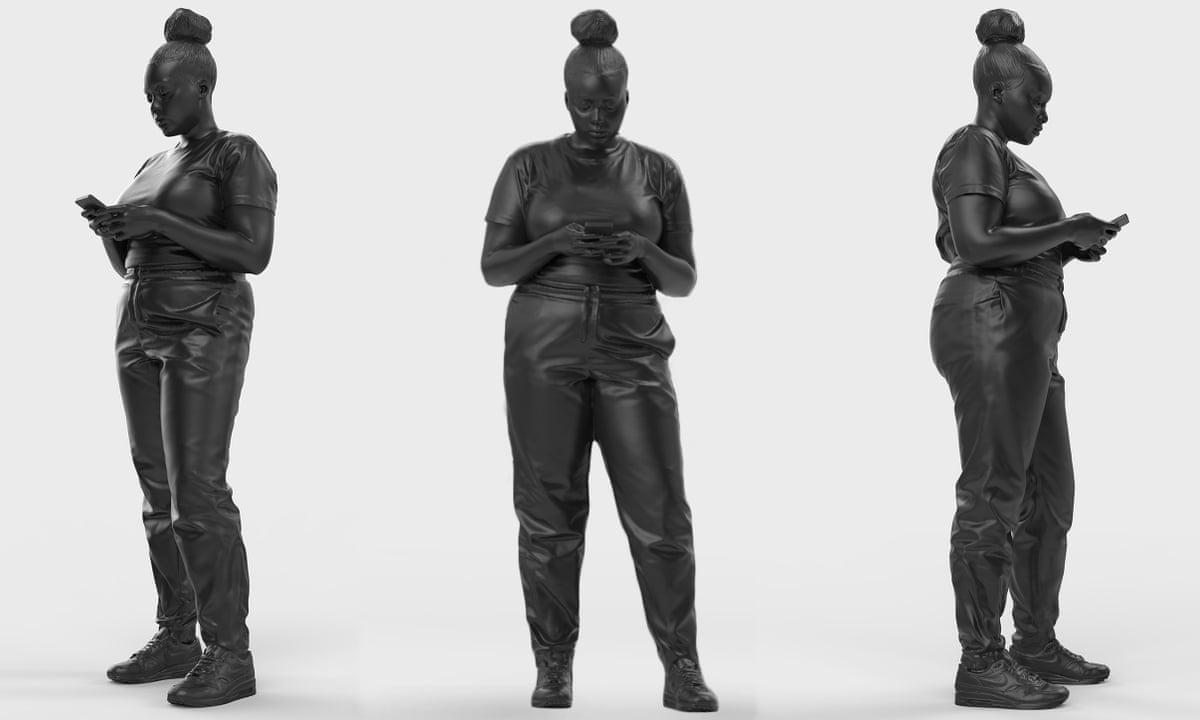 Installato a Londra un monumento alle donne nere comuni, omaggio alle comunità black