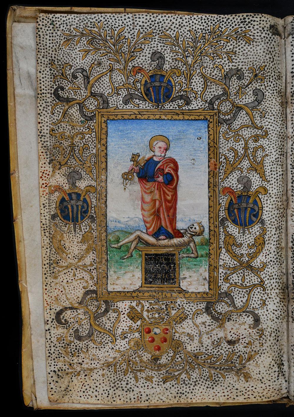 Storie di pagine dipinte: in mostra a Palazzo Pitti quaranta codici miniati rubati e recuperati dai Carabinieri