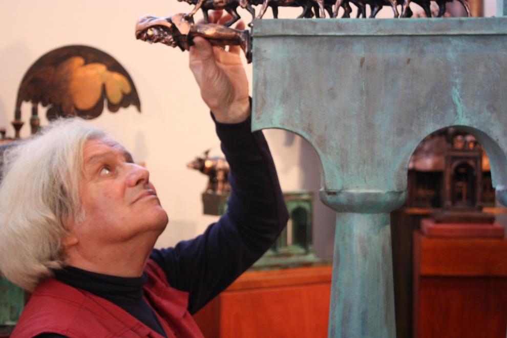 Addio allo scultore marchigiano Valeriano Trubbiani