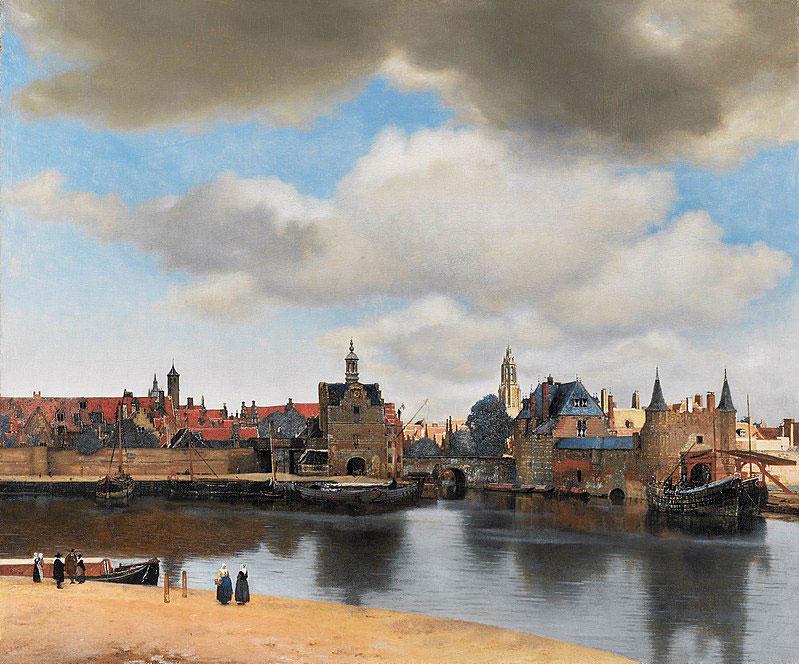 Astronomo individua data e ora di realizzazione di un famoso dipinto di Vermeer