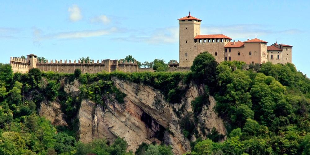 La Rocca Borromea di Angera. Ph. Credit Alessandro Vecchi