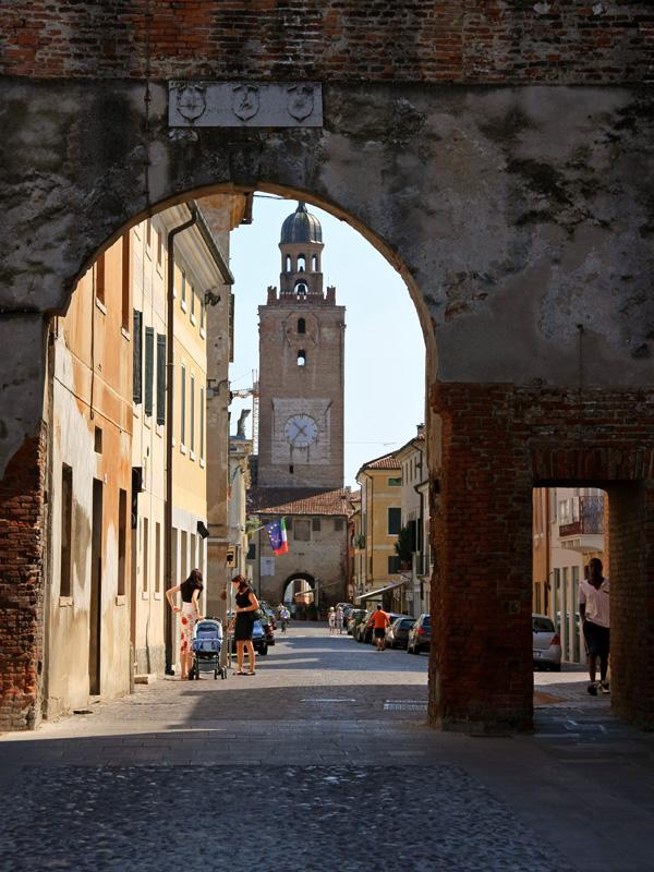 Castelfranco Veneto. Ph. Credit Alessandro Vecchi