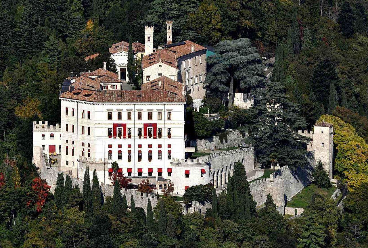 Cison di Vlmarino, Castelbrando