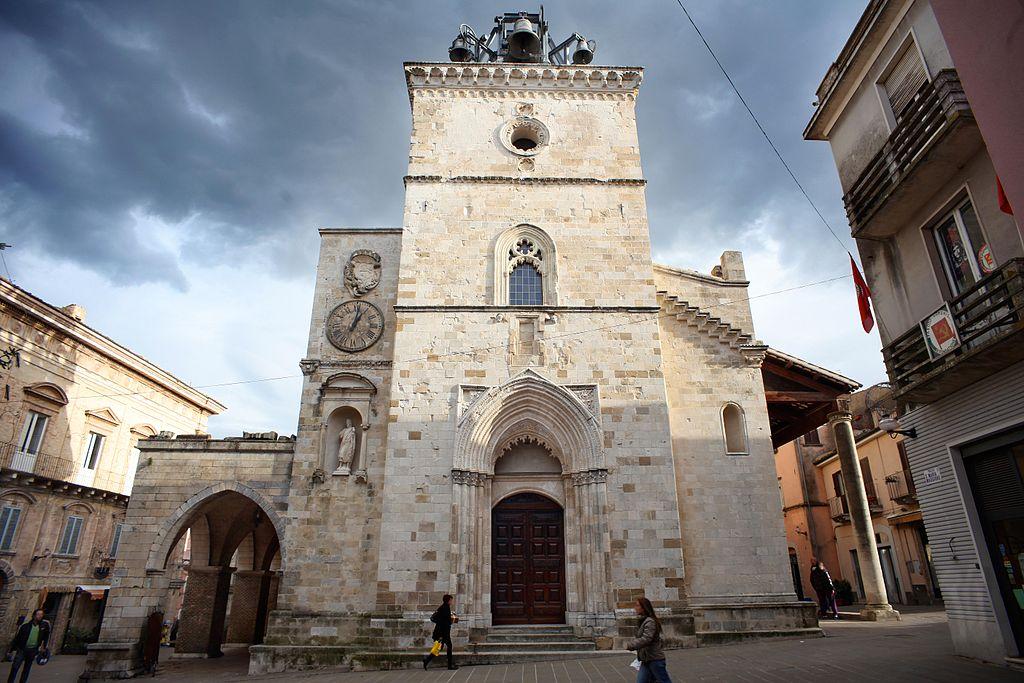 Guardiagrele, Santa Maria Maggiore