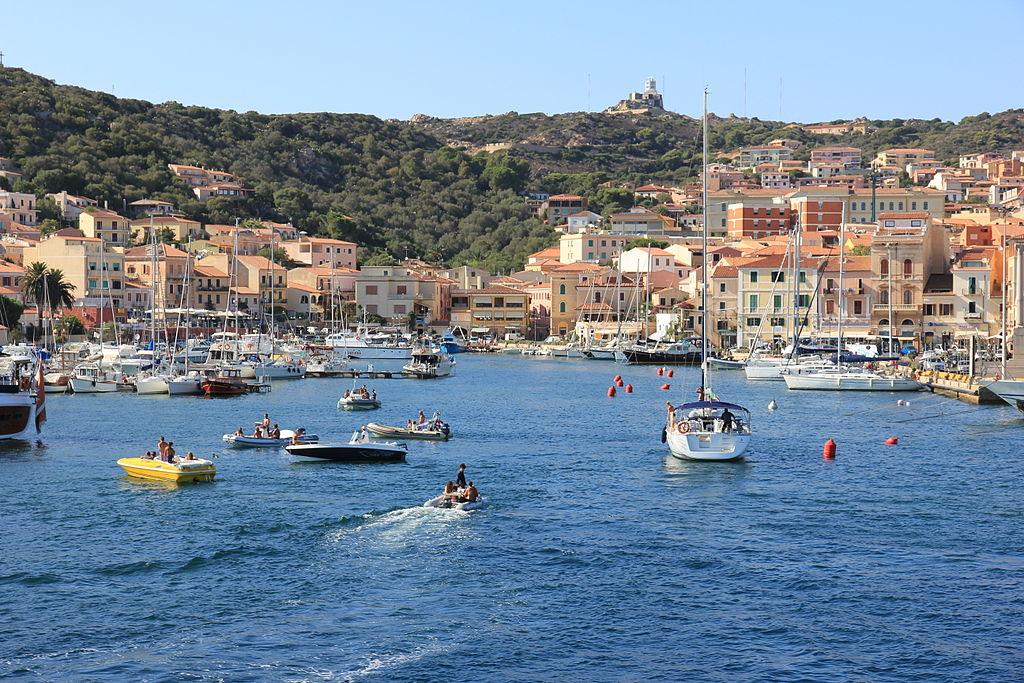 Il porto della Maddalena. Ph. Credit Gianni Careddu