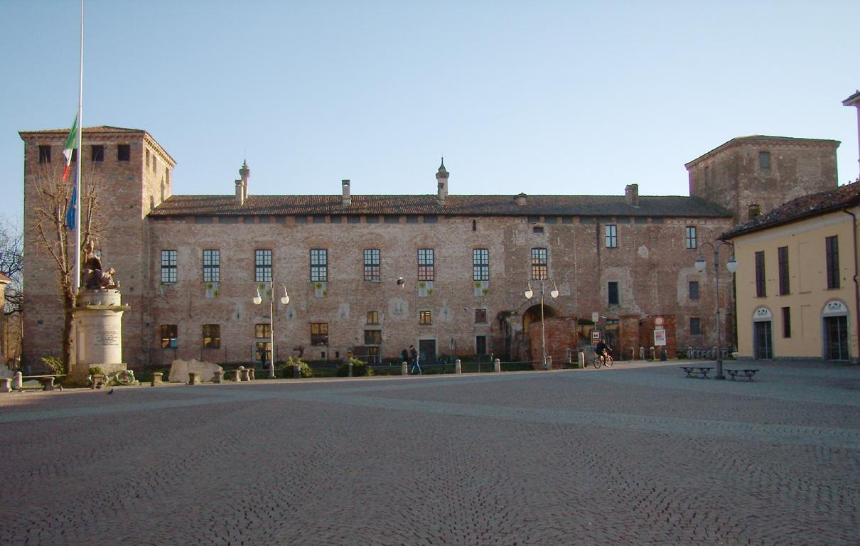 Il Castello di Melegnano