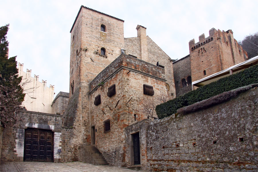 Il Castello di Monselice. Ph. Credit Alessandro Vecchi