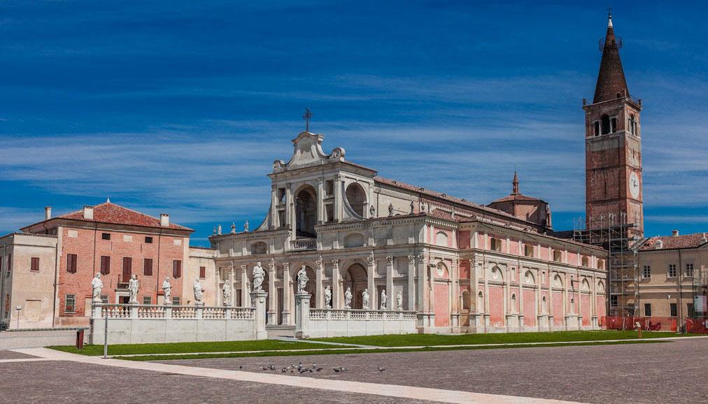 San Benedetto Po, Basilica di San Benedetto. Ph. Credit Amici della Basilica Onlus