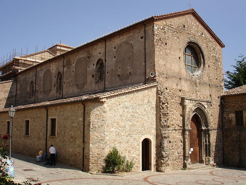 San Giovanni in Fiore, l'Abbazia Florense