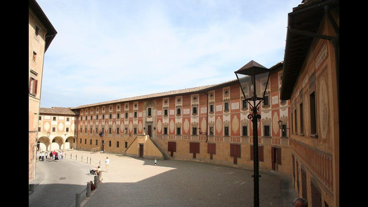 San Miniato, il Palazzo del Seminario Vescovile