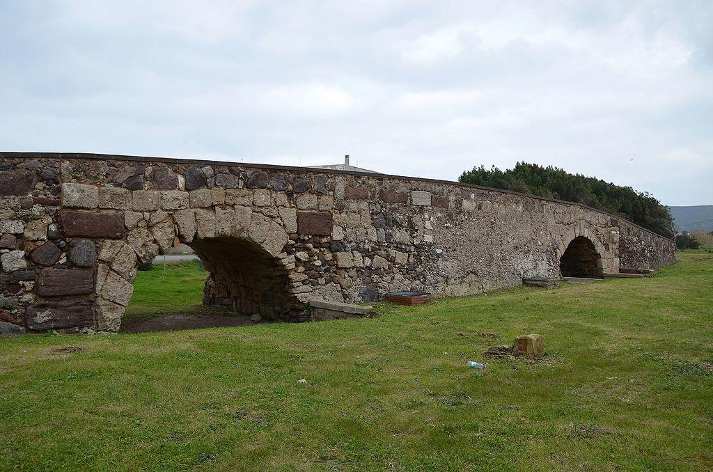 Il ponte romano di Sant'Antioco