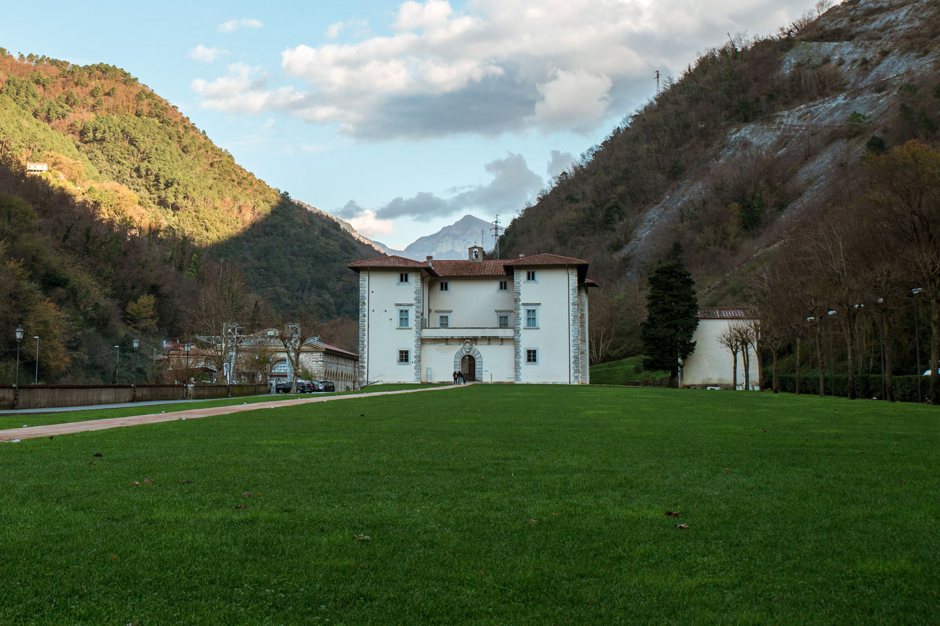 La Villa Medicea di Seravezza