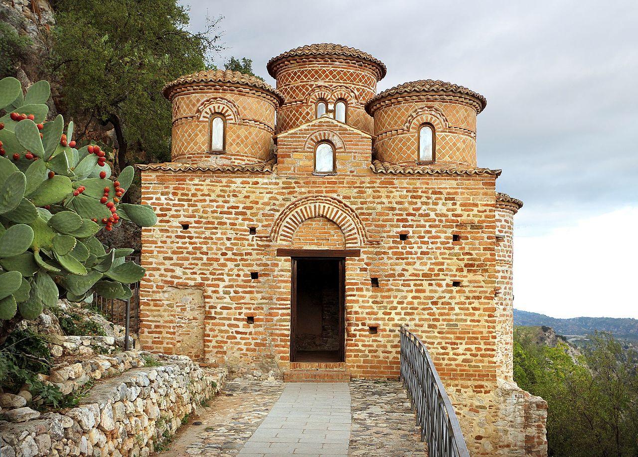 La Cattolica di Stilo. Ph. Credit Francesco Bini