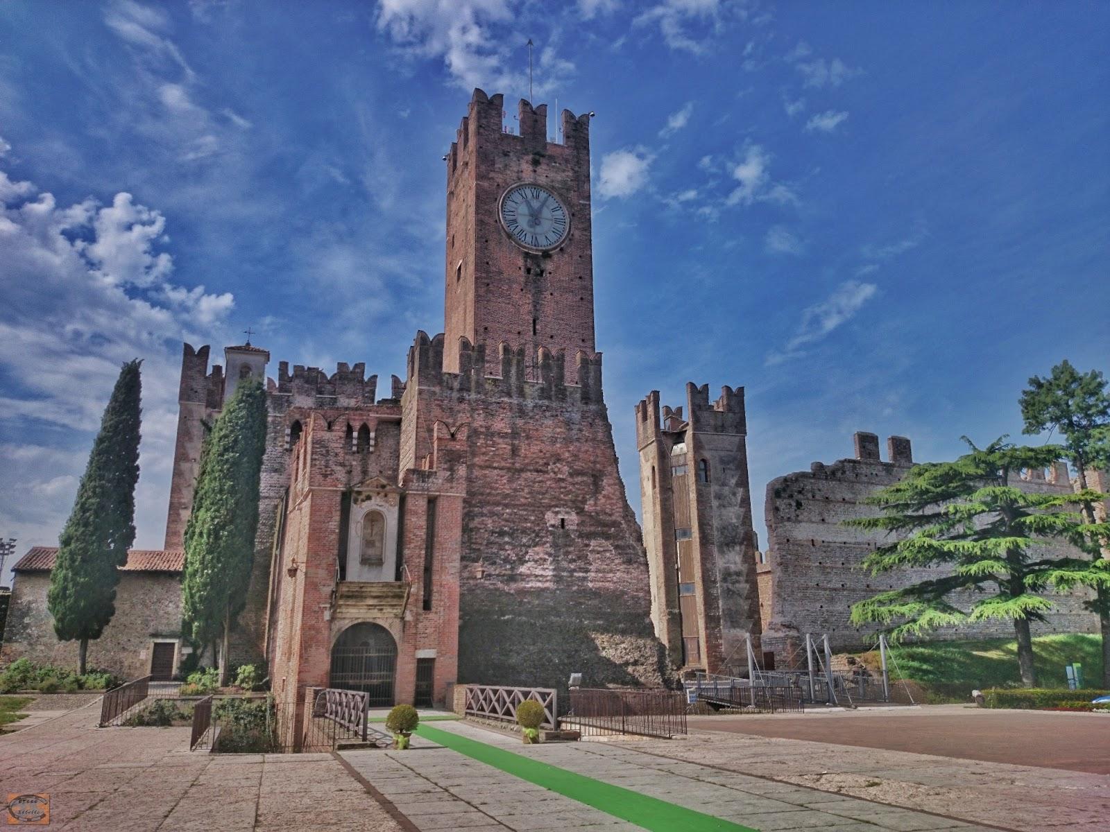 Villafranca di Verona, il Castello Scaligero