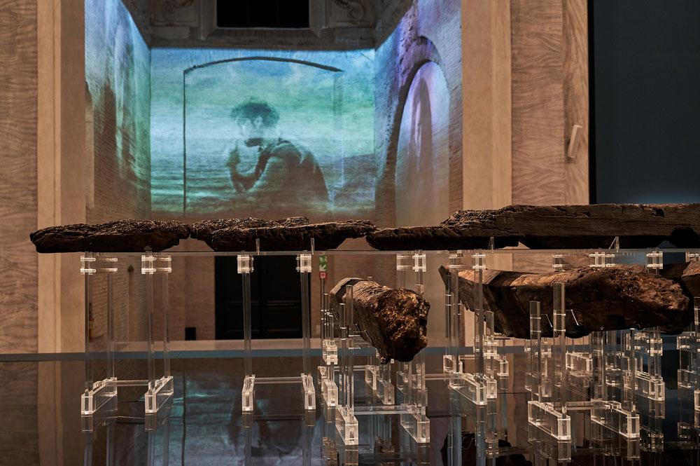Un video multimediale con le più innovative tecniche per la mostra di Forlì dedicata a Ulisse