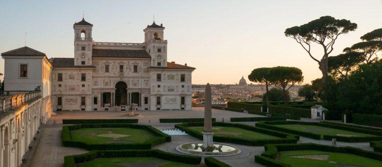 Torna la Notte bianca di Villa Medici a Roma