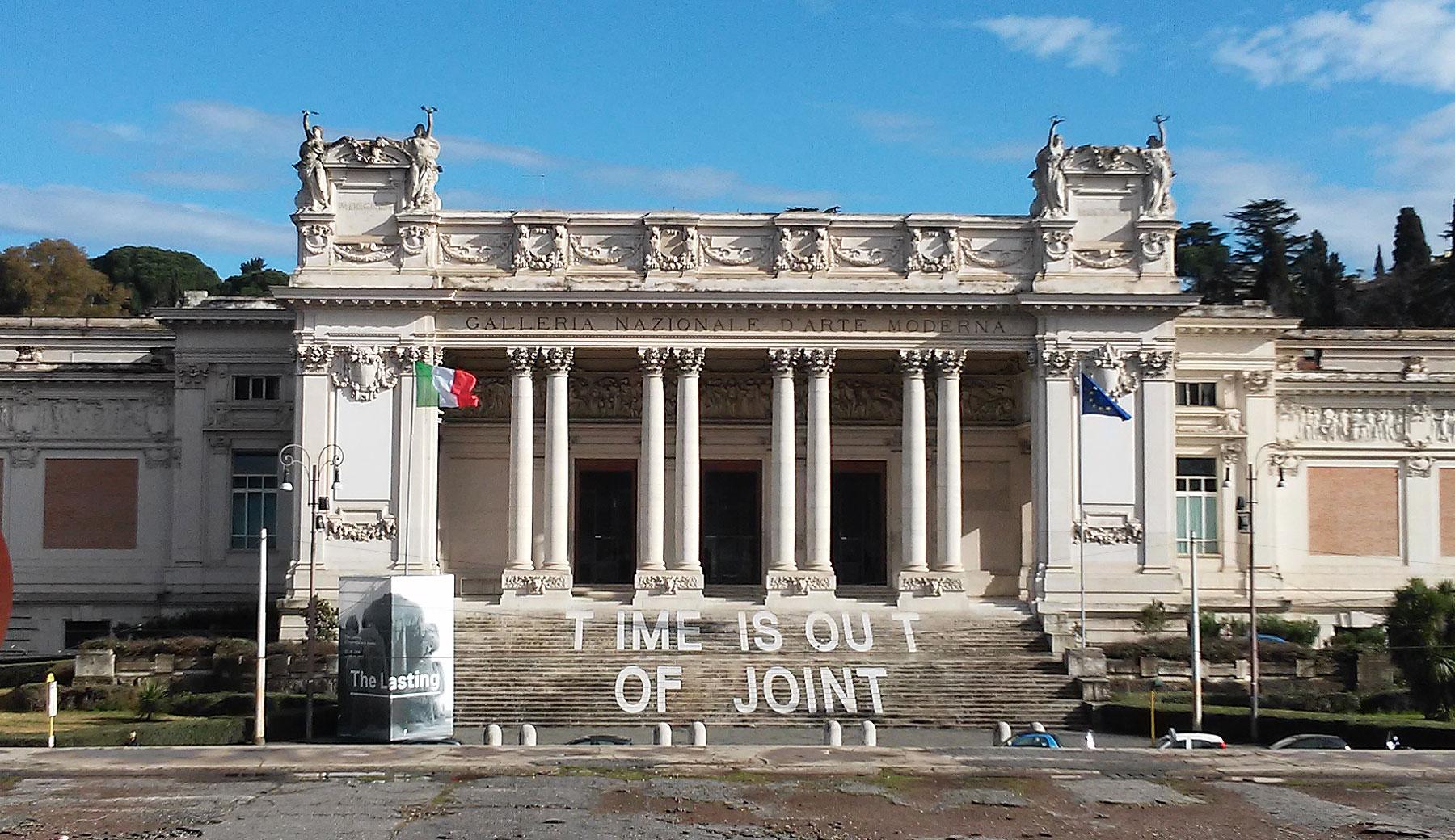 Roma, Galleria Nazionale d'Arte Moderna e Contemporanea. Ph. Credit Finestre sull'Arte