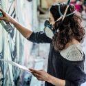 """Alice Pasquini: """"faccio arte in strada perché cerco un'arte vera, a contatto con le persone"""""""
