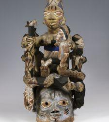 Tutti gli oggetti non occidentali ed extraeuropei della Collezione Peggy Guggenheim