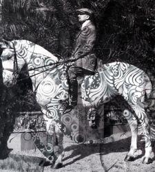 Al Vittoriale degli Italiani i dipinti di Andrea Chisesi che omaggiano Gabriele D'Annunzio