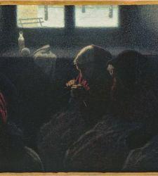 Quando Angelo Morbelli dipingeva l'abbandono e la disperazione degli anziani del Pio Albergo Trivulzio