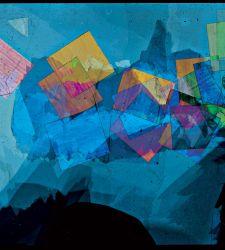 Il coloratissimo mondo delle proiezioni di Bruno Munari in una mostra di inediti
