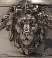Argenti preziosi del Sette e Ottocento in mostra a Palazzo Madama di Torino